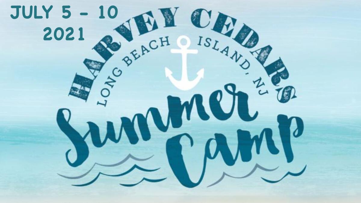 Beach Camp 2021