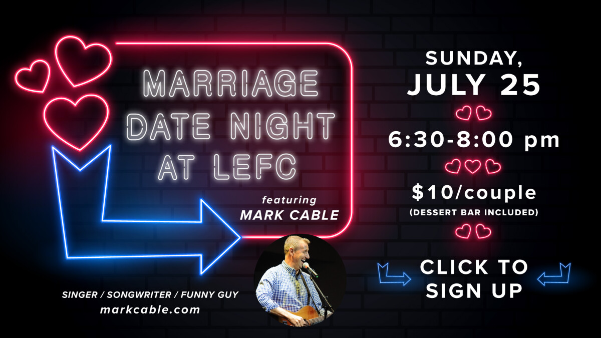 Marriage Date Night 2021 Registration